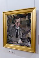 Портрет писателя (Николай Николаевич Евреинов). 1926. Фешин Н.И.