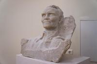 Портрет Фешин Н.И. 1963, Коненков С.Т. (1884-1971)