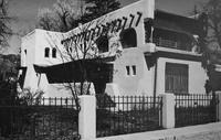 Дом Н.И.Фешина в Таосе, штат  Нью- Мексико, США (фото)