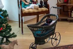 Детская коляска (кон. XIX-нач.XX)