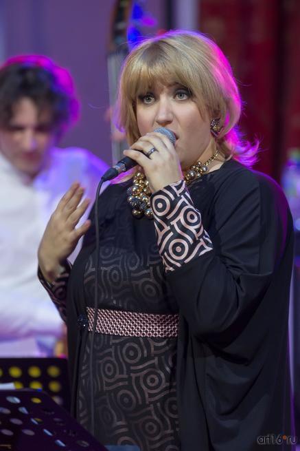 София Рубина-Хантер (Эстония)::«Десять дней до Нового Года» в Казанской Ратуше