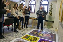 Вдалимир Александрович Попов и студенты КФУ. 12.11.2011