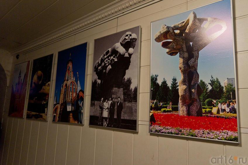 Фото №87287. Фотографии монументов, поставленных Ильдаром Хановым
