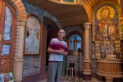 Ильдар Мансавеевич Ханов  во Вселенском храме