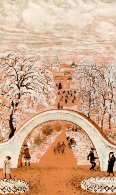 Тихая арка на Черном озере. 2014. Р.Сафиуллин::Полет над Черным озером. Рашит, Чингиз и Анастасия Сафиуллины
