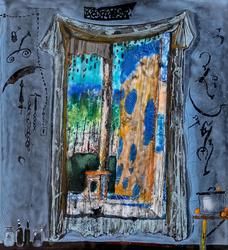 Открытая дверь. 2015. Р.Сафиуллин