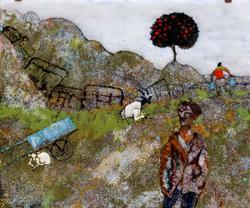 В огороде бузина. 2014. Р.Сафиуллин