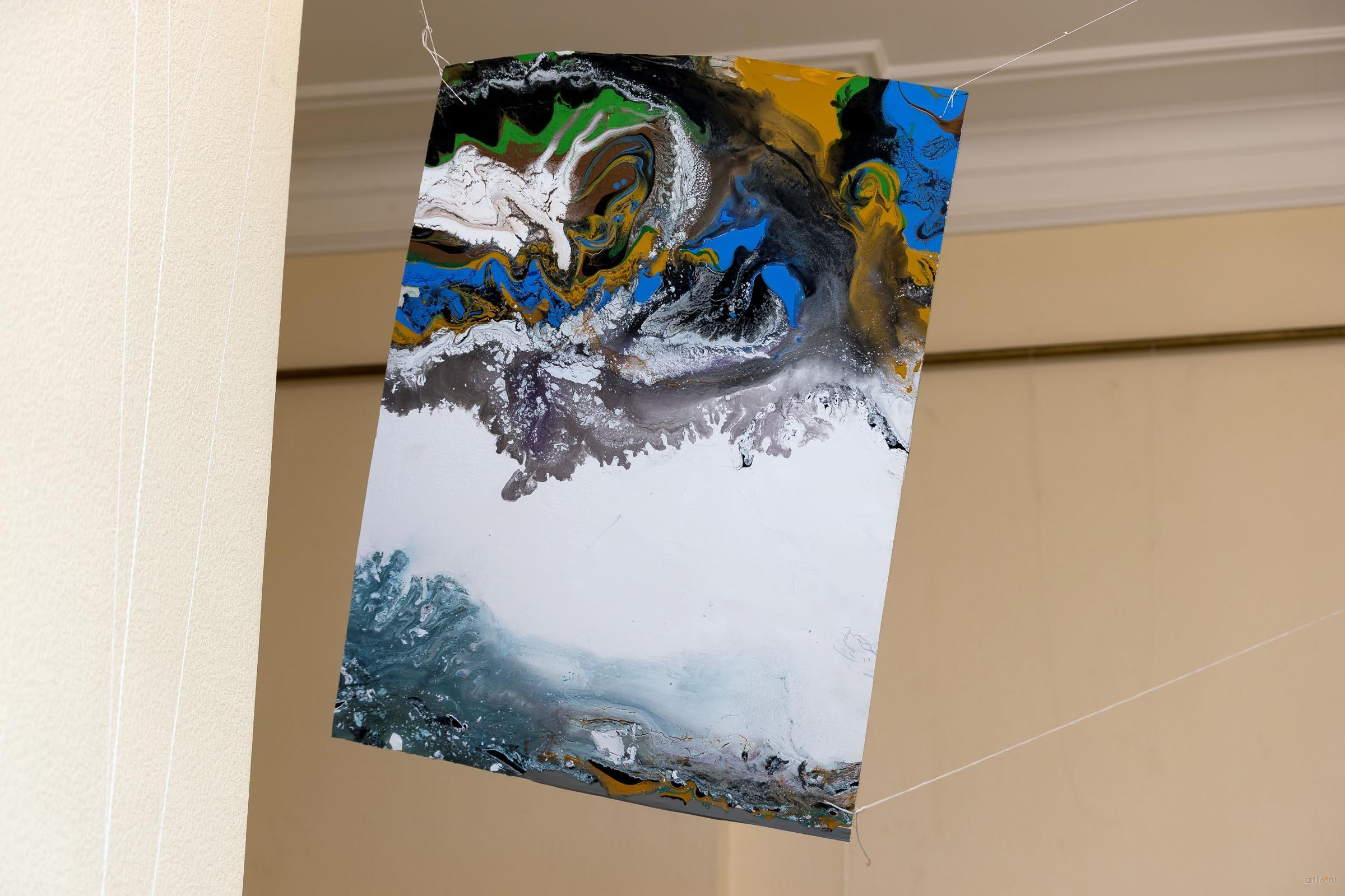 ::Полет над Черным озером. Рашит, Чингиз и Анастасия Сафиуллины