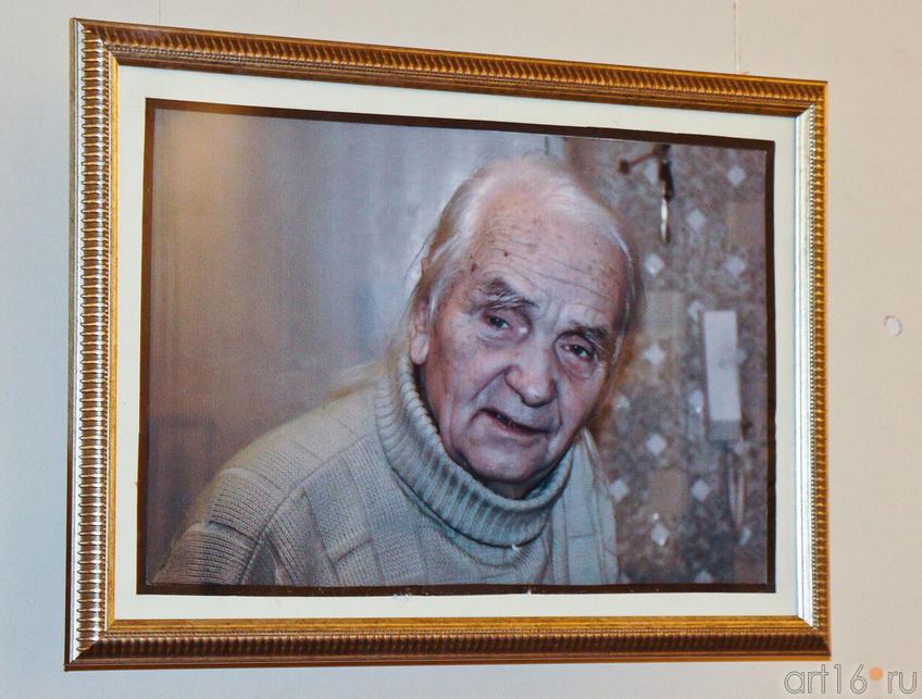 Владимир Кочунов. Фотопортрет