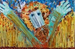 Преображение. 23.08.2011. В.Тимофеев «Пора тополиного пуха»