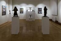 Рустам Габбасов. Скульптура, живопись. Выставка