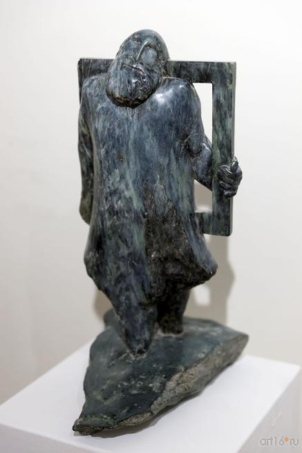 Своя ноша. 2008. Габбасов Рустам::Рустам Габбасов. Скульптура, живопись. Выставка