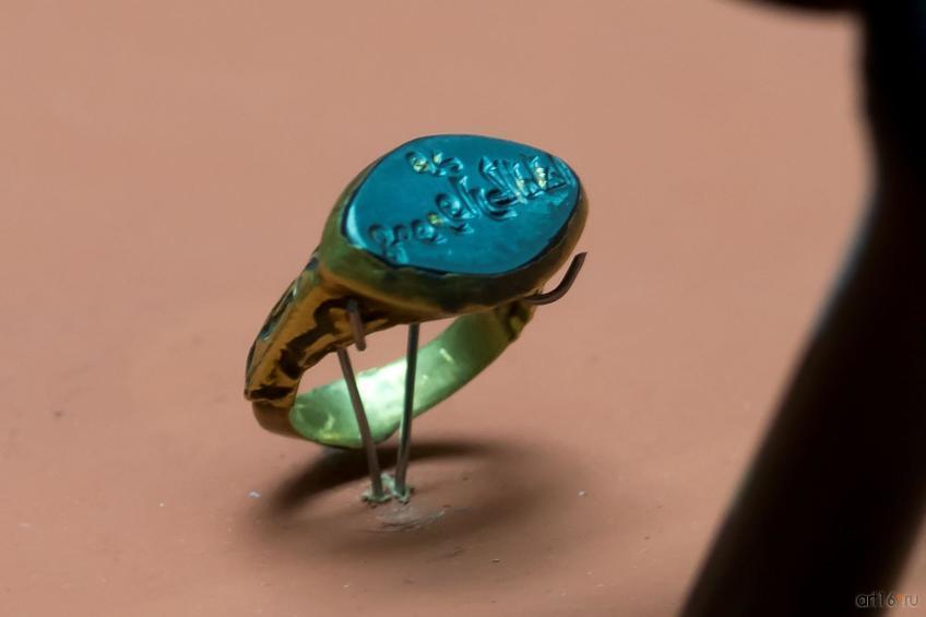 Фото №876765. Перстень-печать