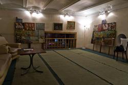«Пора тополиного пуха» в галерее «Эбиволь»