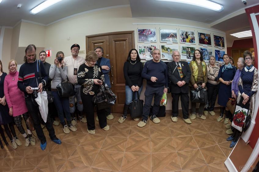 ::Елена Сунгатова. В ожидании праздника. Казань, март 2016