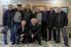 Открытие выставки работ Елены Острой «Дамский роман»