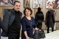 Андрей Федосеев, Гузель Гимаева