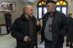 Эдвард Хакимов, Ирек Ахметов