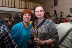 Ольга Юхновская, Светлана Шавалеева
