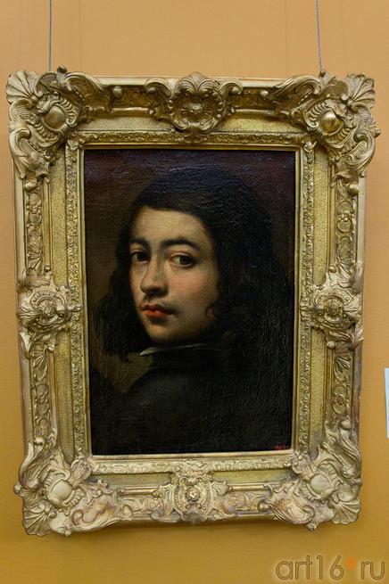 Мужской портрет. 1650-1660. Педро де Мойя. 1610-1674, Гранада