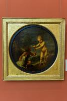 Христос и Иоанн Креститель а детстве. 1665-1666.. Алонсо Кано