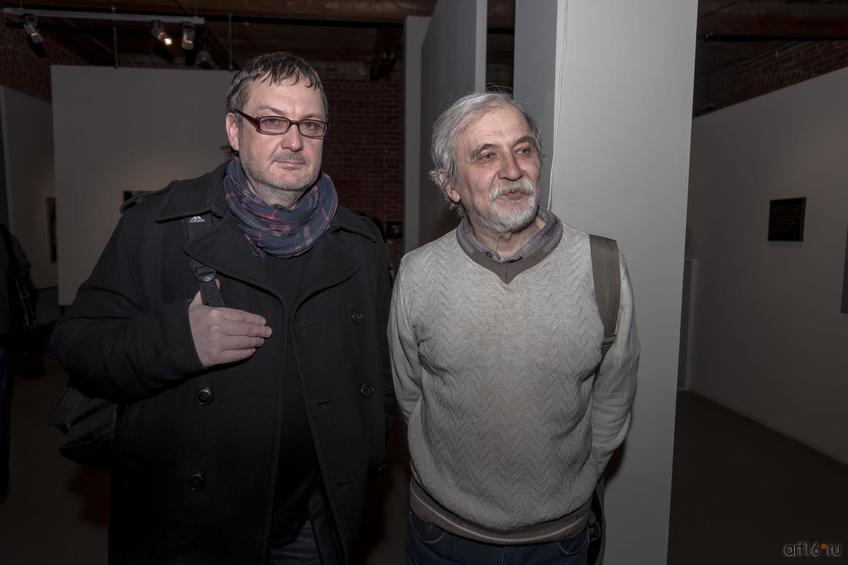 В.Гершанов, Р.Тухватуллин::Творческая встреча с Ильгизаром Хасановым
