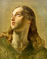 Иоанн Богослов. 1843-1847. Брюллов К.П.
