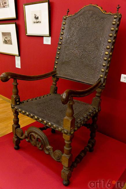 Кресло. Испания, конец XIX в.