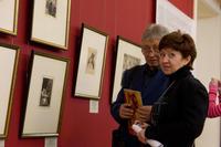 У работ Франсиско Гойи на выставке ''Испанское искусство из собрания Государственного Эрмитажа''