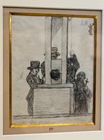 Казнь. 1824-1828. Франсиско Гойя.Фуэндетодос 1746 -Бордо.1828