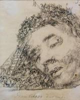 Спящий колосс. 1824-1828. Франсиско Гойя.Фуэндетодос 1746 -Бордо.1828