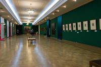 Один из экспозиционных залов выставки ''Испанское искусство из собрания Государственного эрмитажа''