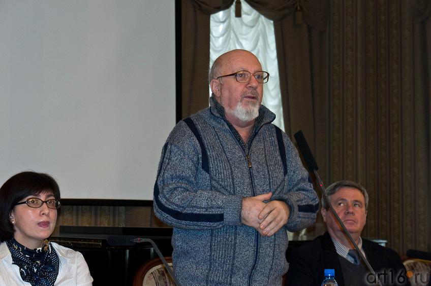 Борис Вайнер::Аксенов-Фест 2011
