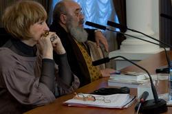 Ирина Барметова,, Евгений Попов