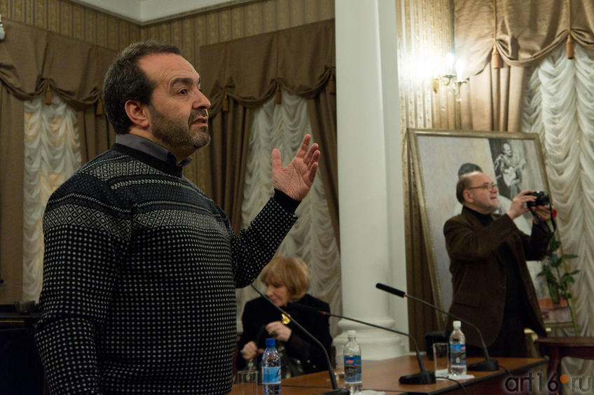 Виктор Шендерович::Аксенов-Фест 2011