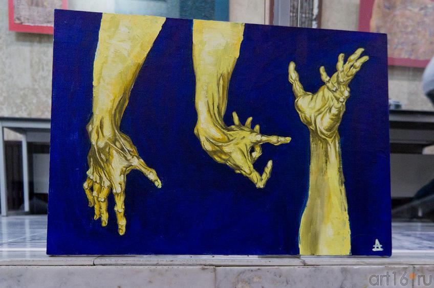 Фото №88183. Работа из экспозиции фестиваля «Трипфест- 2011»