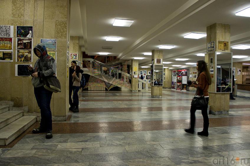Фото №88258. Фойе НКЦ «Казань» в день проведения ТРИПФЕСТА