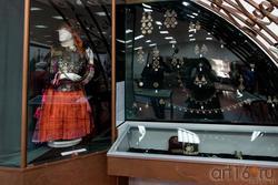 Чувашский свадебный костюм /Украшения XVIII-XIX вв.