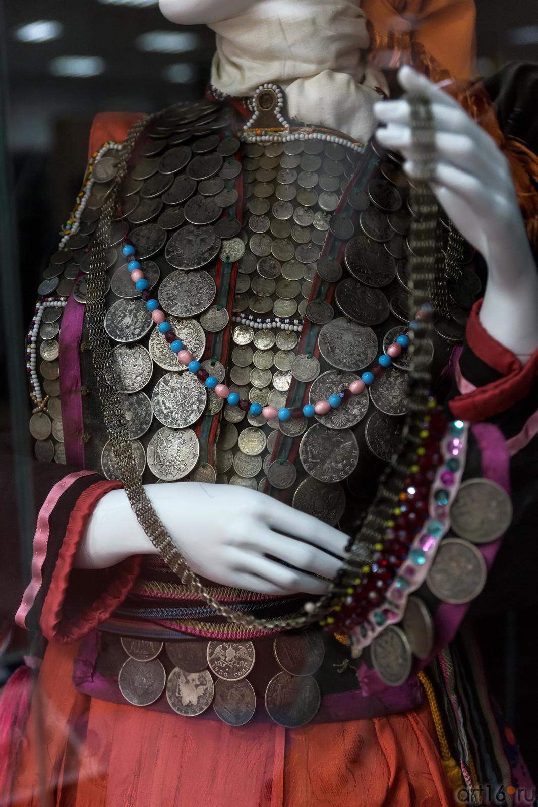 Фото №883050. Чувашский свадебный костюм