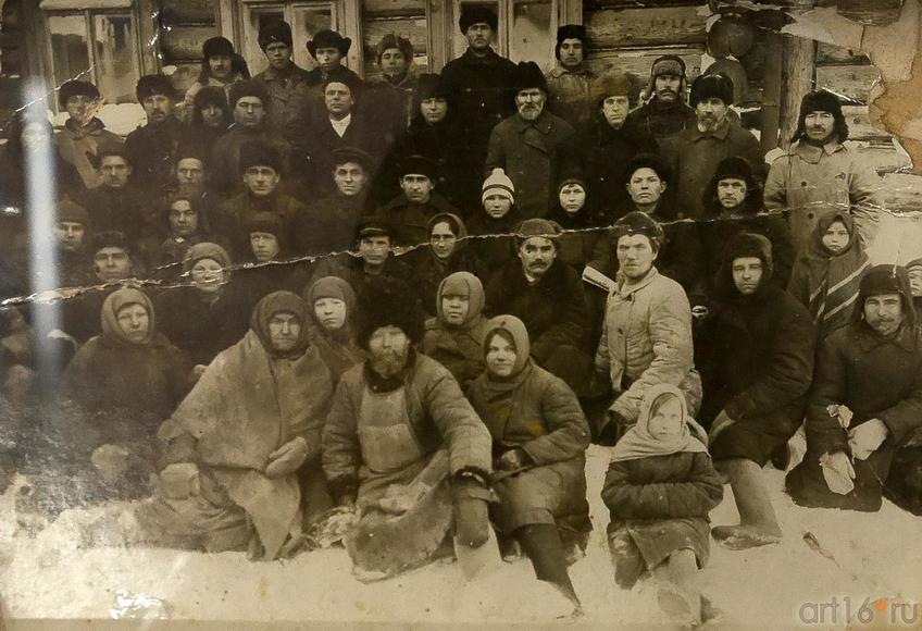 Фото №883118. Служащие ''Главмука'', 1928 год