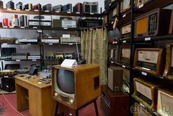 Коллекция радиоприемников, подаренная С.И.Хасаншиным (223 ед.)