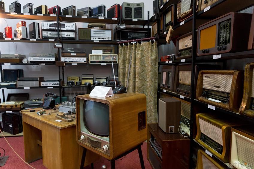 Фото №883142. Коллекция радиоприемников, подаренная С.И.Хасаншиным (223 ед.)