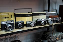 Выставка фотоаппаратов