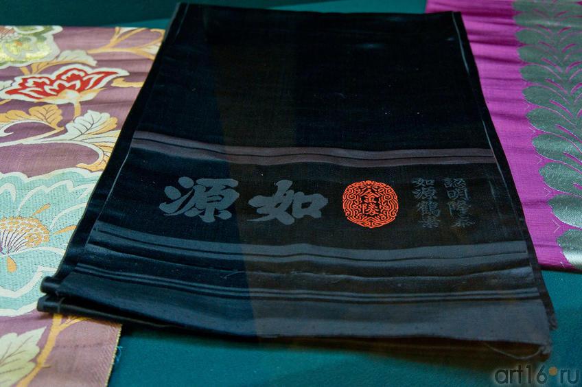 Пояса Оби::Японские гравюры
