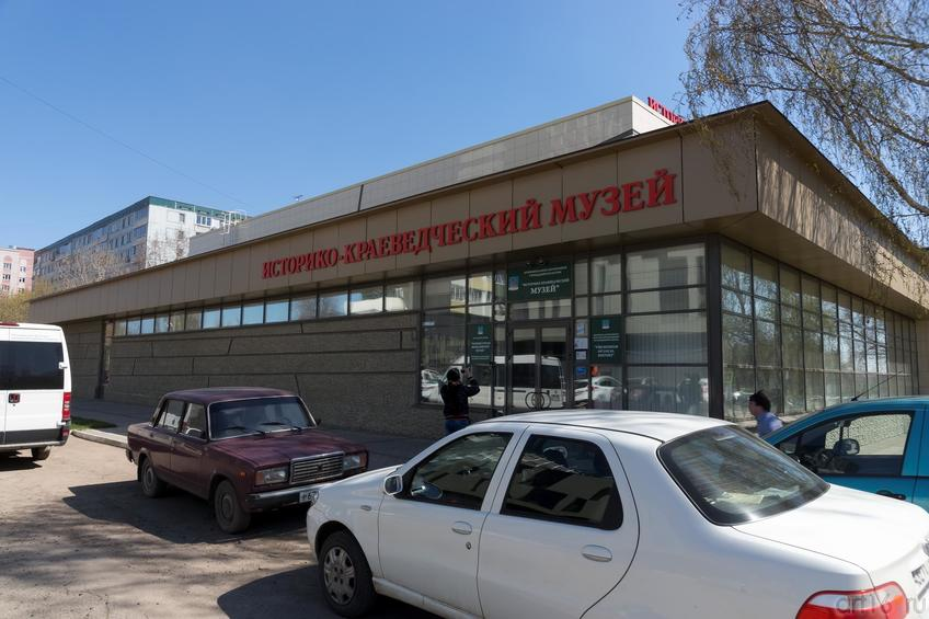 Фото №883222. Историко-краеведческий музей, г. Набережные Челны
