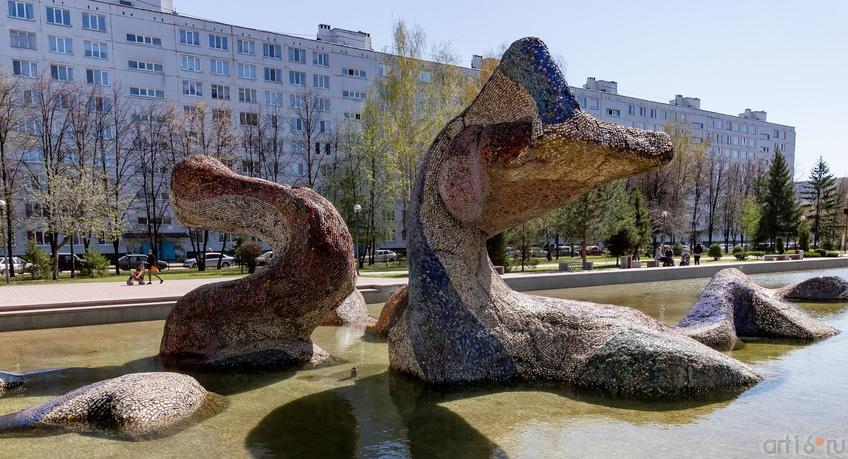 Фото №883318. Пробуждение. Скульптор Ильдар Ханов
