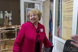 Петрова Надежда Николаевна, директор Музея КАМАЗа