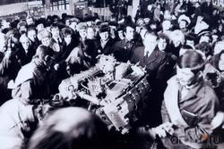 Фото А. Мошонина: Есть первый двигатель