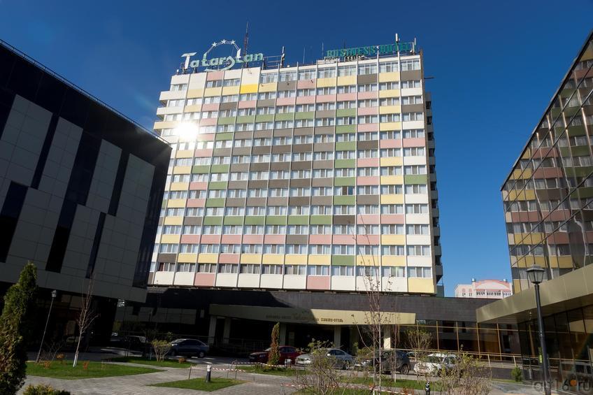 Фото №883514. 3-х звездочный бизнес-отель «Татарстан»