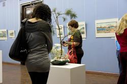 На выставке ''Укиё-э: искусство изменчивого мира''